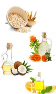 lemon coconut cheese soap ingredients