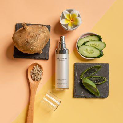 Spa Concept Skincare Moisturiser 1 ingredients