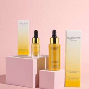 Spa Concept Firming Serum Sizes